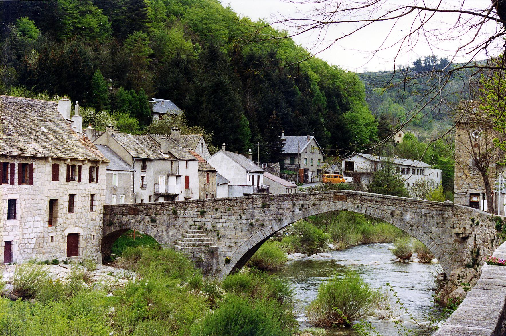 Le_Pont_de_Montvert,_Cevennes